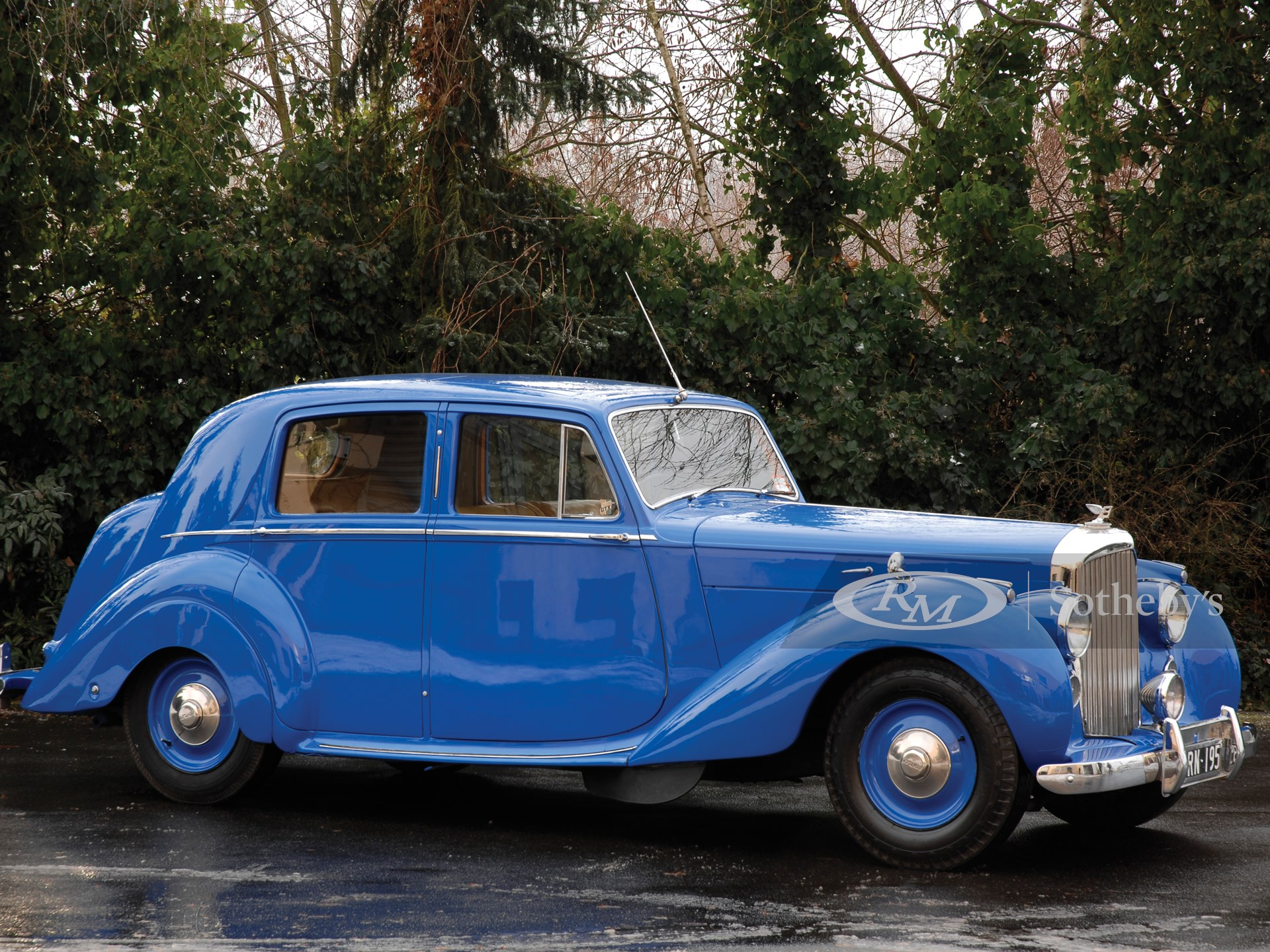 1948 Bentley Mark VI Saloon