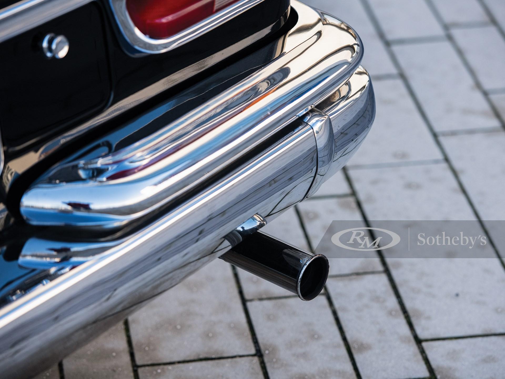 1967 Mercedes-Benz 600 Six-Door Pullman  -