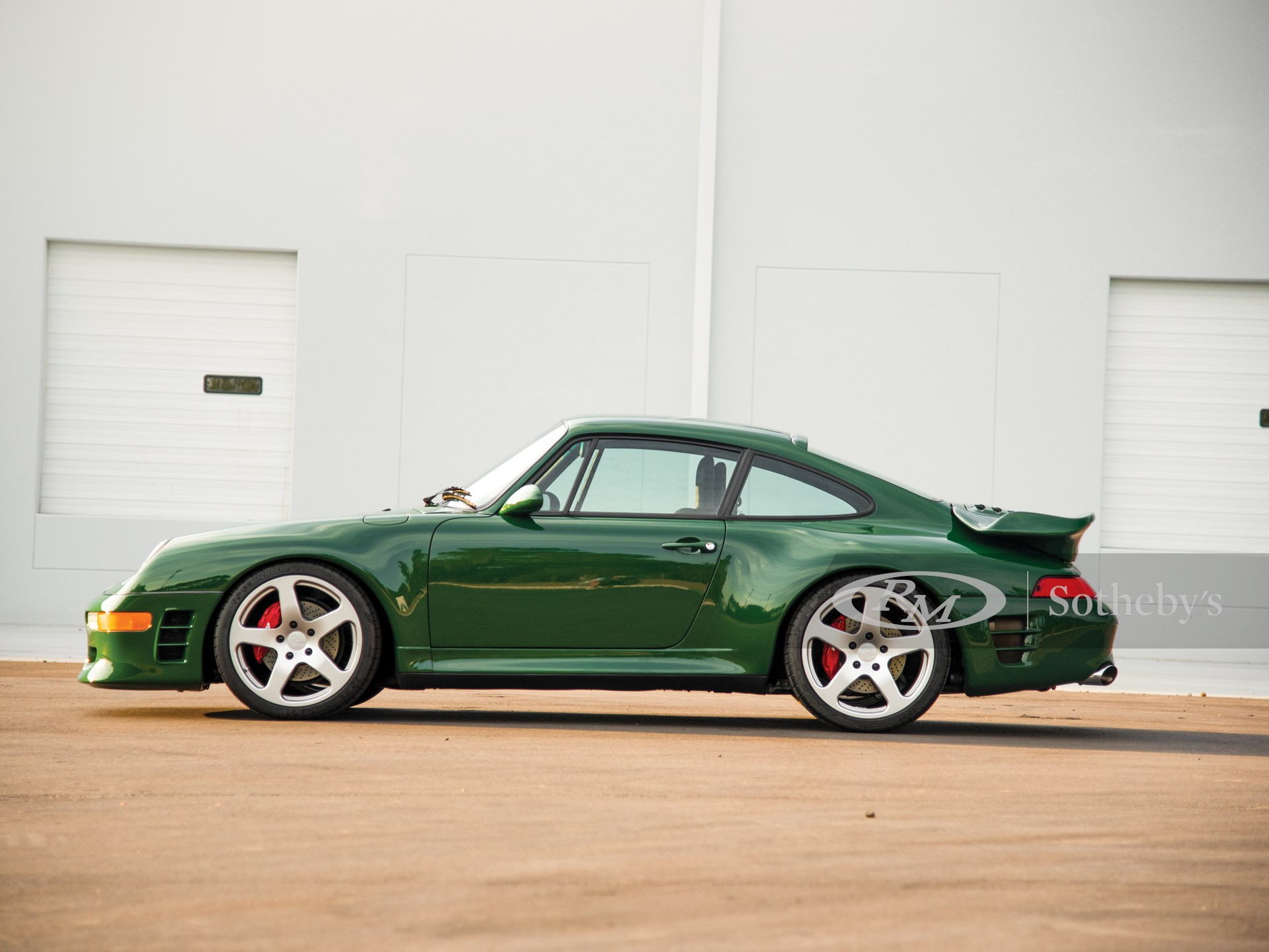 1998 RUF Turbo R Limited  -