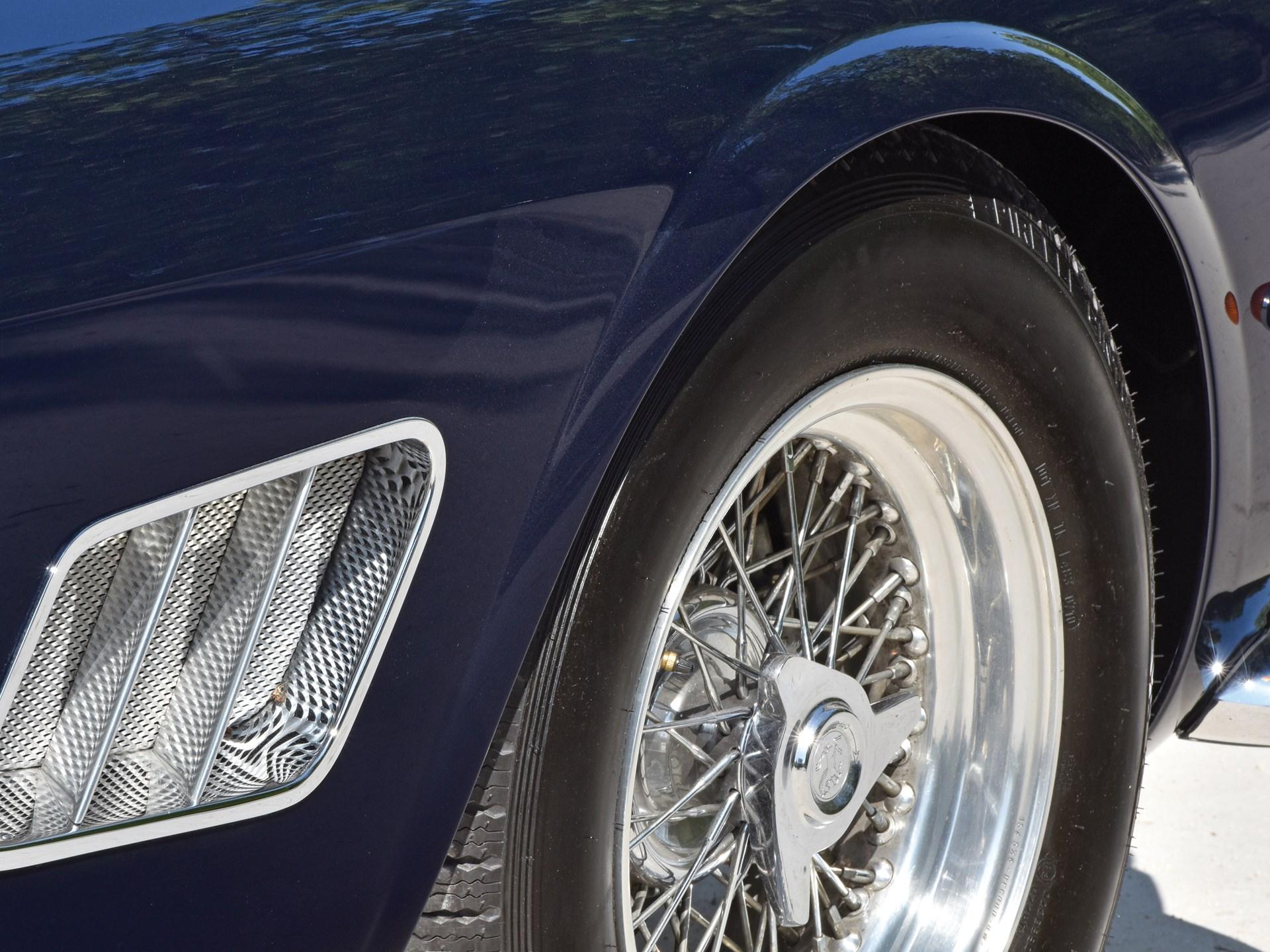 1961 Ferrari 250 GT SWB California Spider by Scaglietti