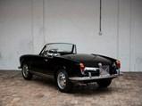 1962 Alfa Romeo Giulietta Spider by Pininfarina - $