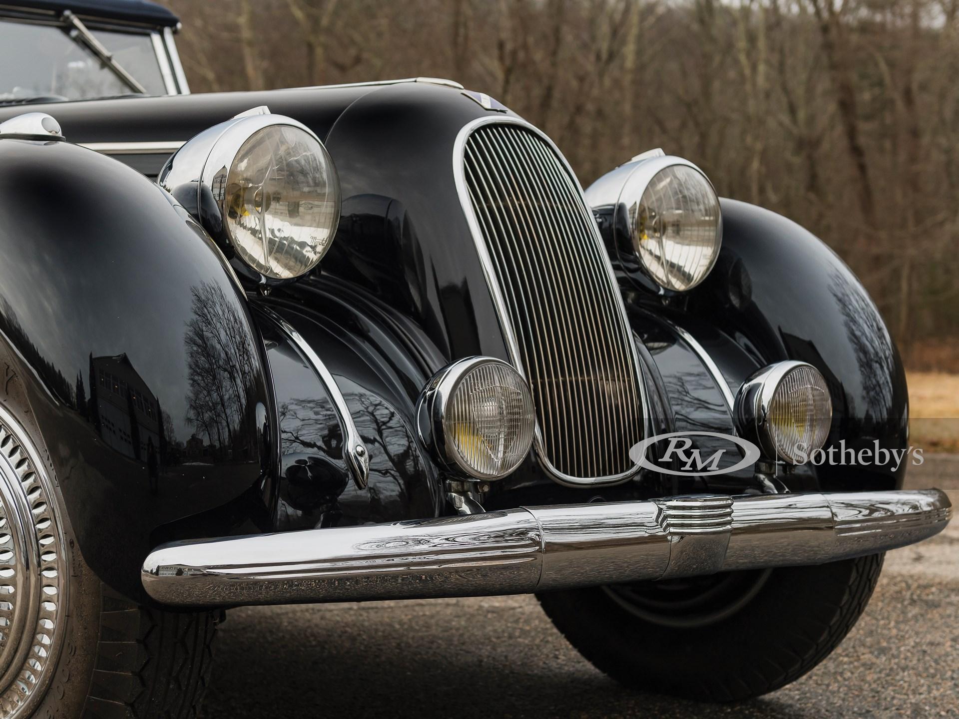 1938 Talbot-Lago T23 Cabriolet  -