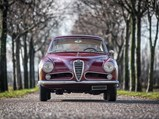 1953 Alfa Romeo 1900C Sprint Coupé by Pinin Farina - $Captured at Via Artigiani on 10 December 2019. At 1/200, f 3.2, iso100 with a {lens type} at 200mm on a Canon EOS-1D X Mark II.  Photo by Cymon Taylor - CTP