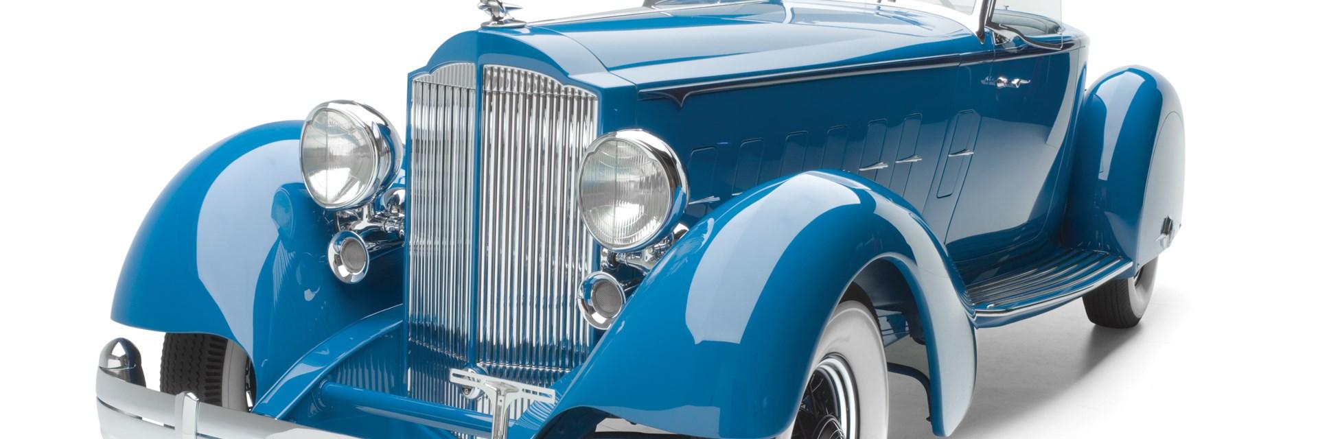 Vintage Motor Cars in Arizona