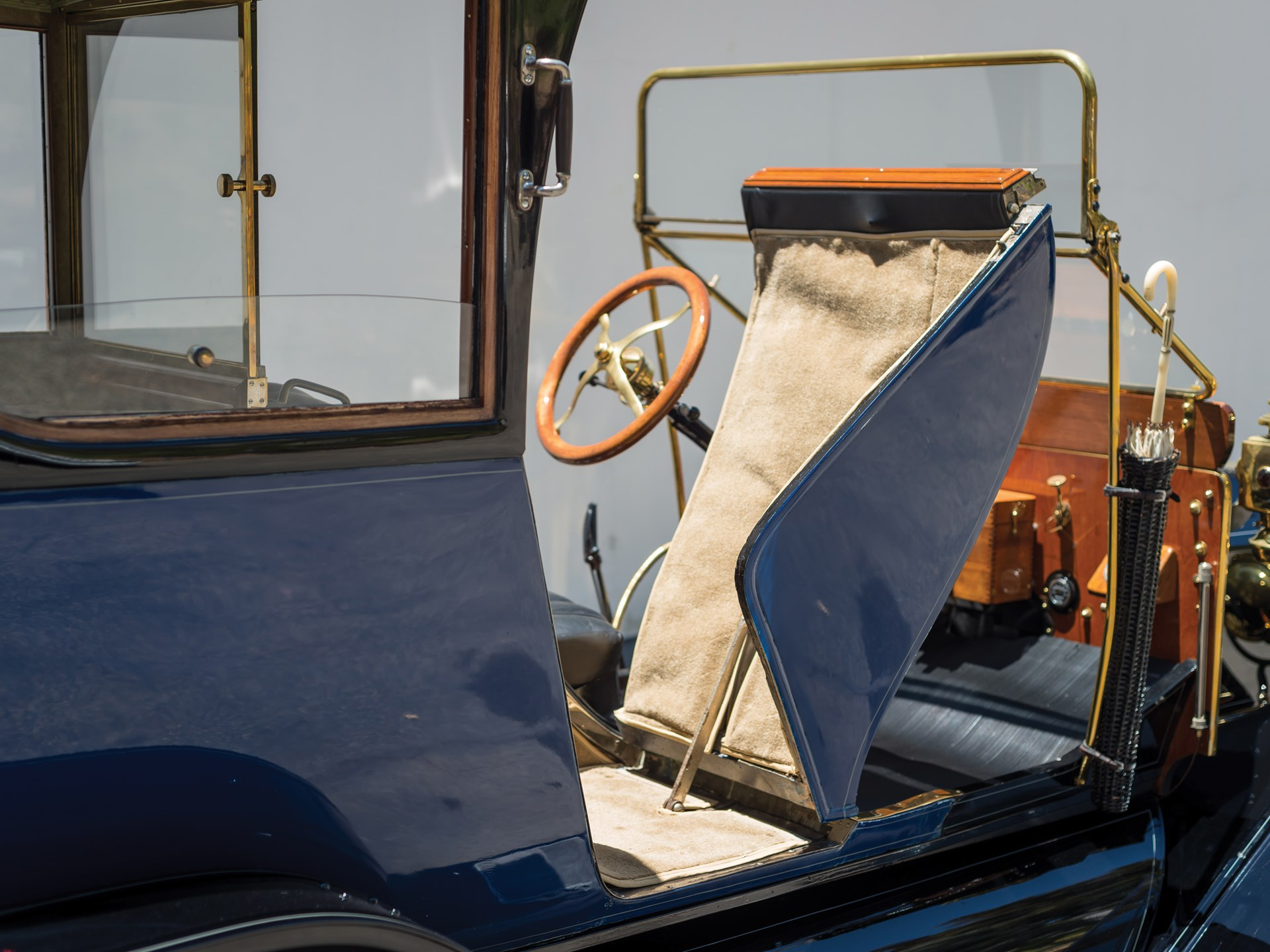 1909 Ford Model T Coupe de Ville