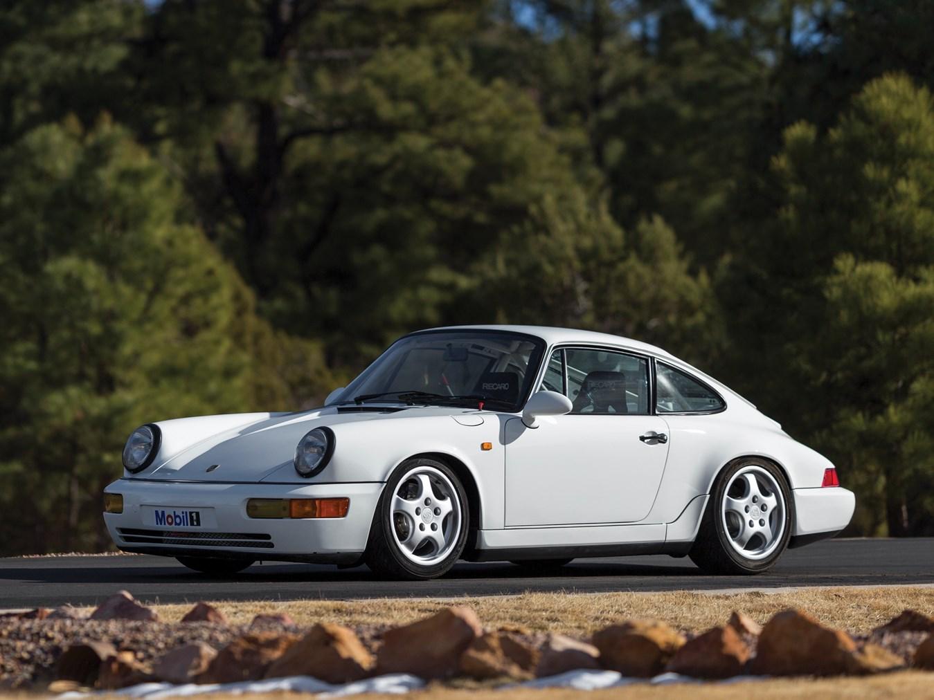 1991 Porsche 911 Carrera Cup