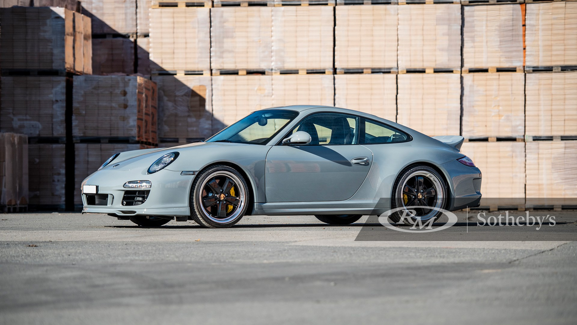 2010 Porsche 911 Sport Classic available at RM Sotheby's Online Only Open Roads February Auction 2021