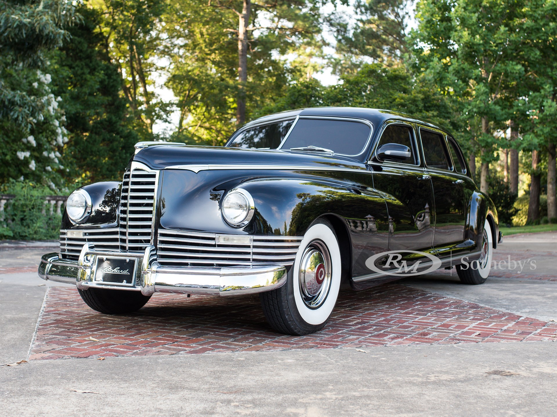 1946 Packard Custom Super Clipper Limousine by Henney Custom