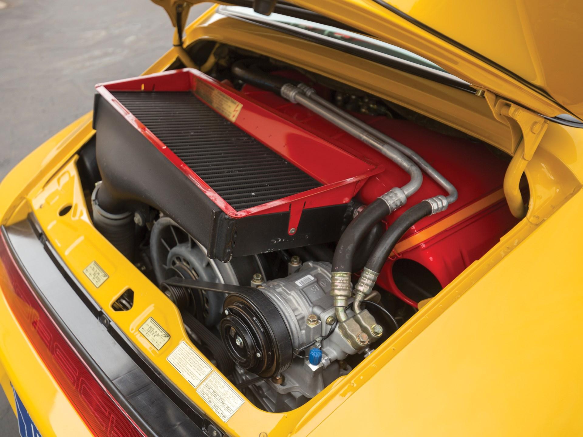 1993 Porsche 911 Turbo S 'Leichtbau'