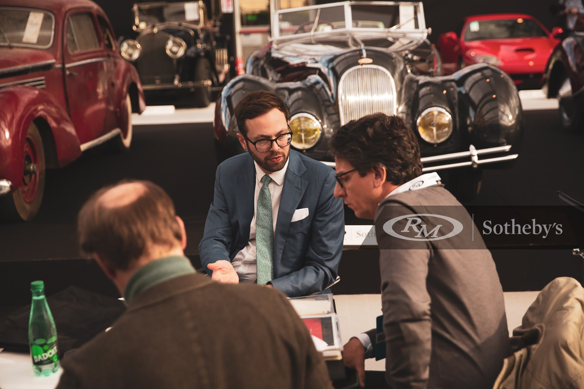 RM Sotheby's, Car Specialist, Will Smith