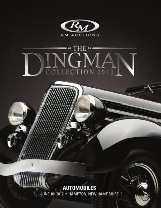 The Dingman Collection, 2012