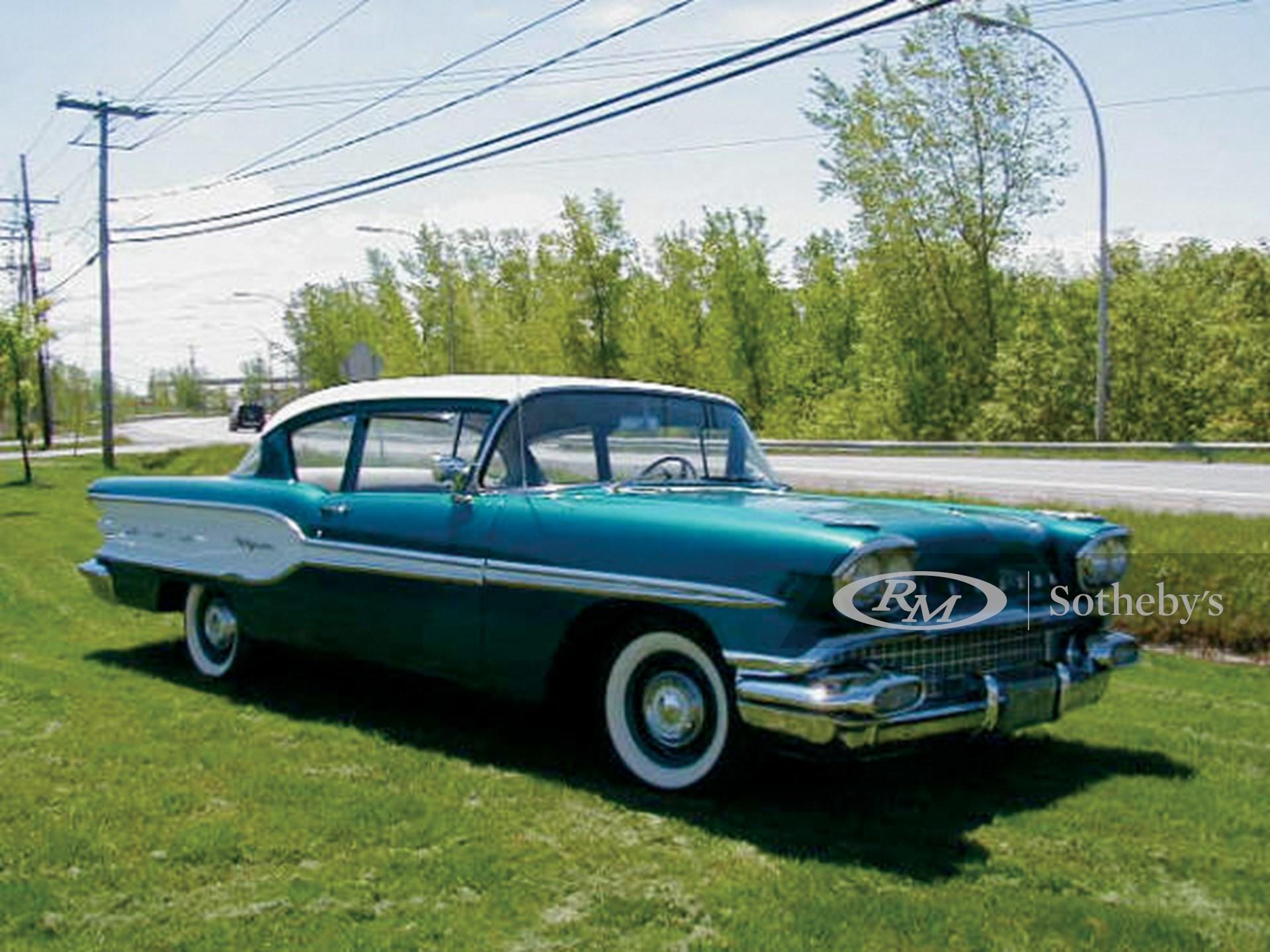 1958 Pontiac Pathfinder 2D