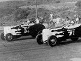 """1932 Ford """"404 Jr."""" Roadster by Berardini Bros. - $One of the few times that the Berardini brothers raced head-to-head."""