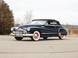 1948 Buick Roadmaster Convertible  - $