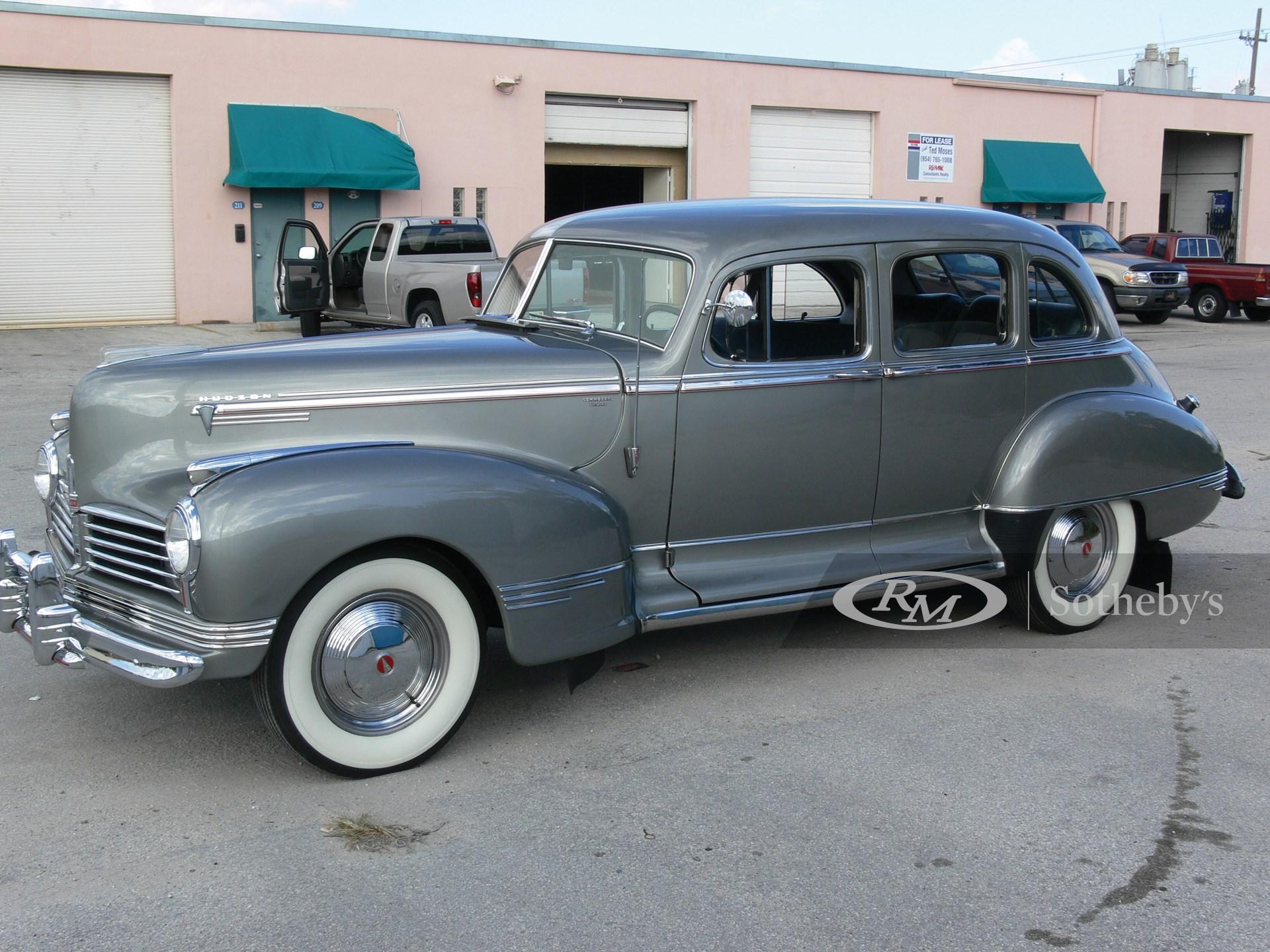 1942 Hudson Commodore Eight Sedan  -