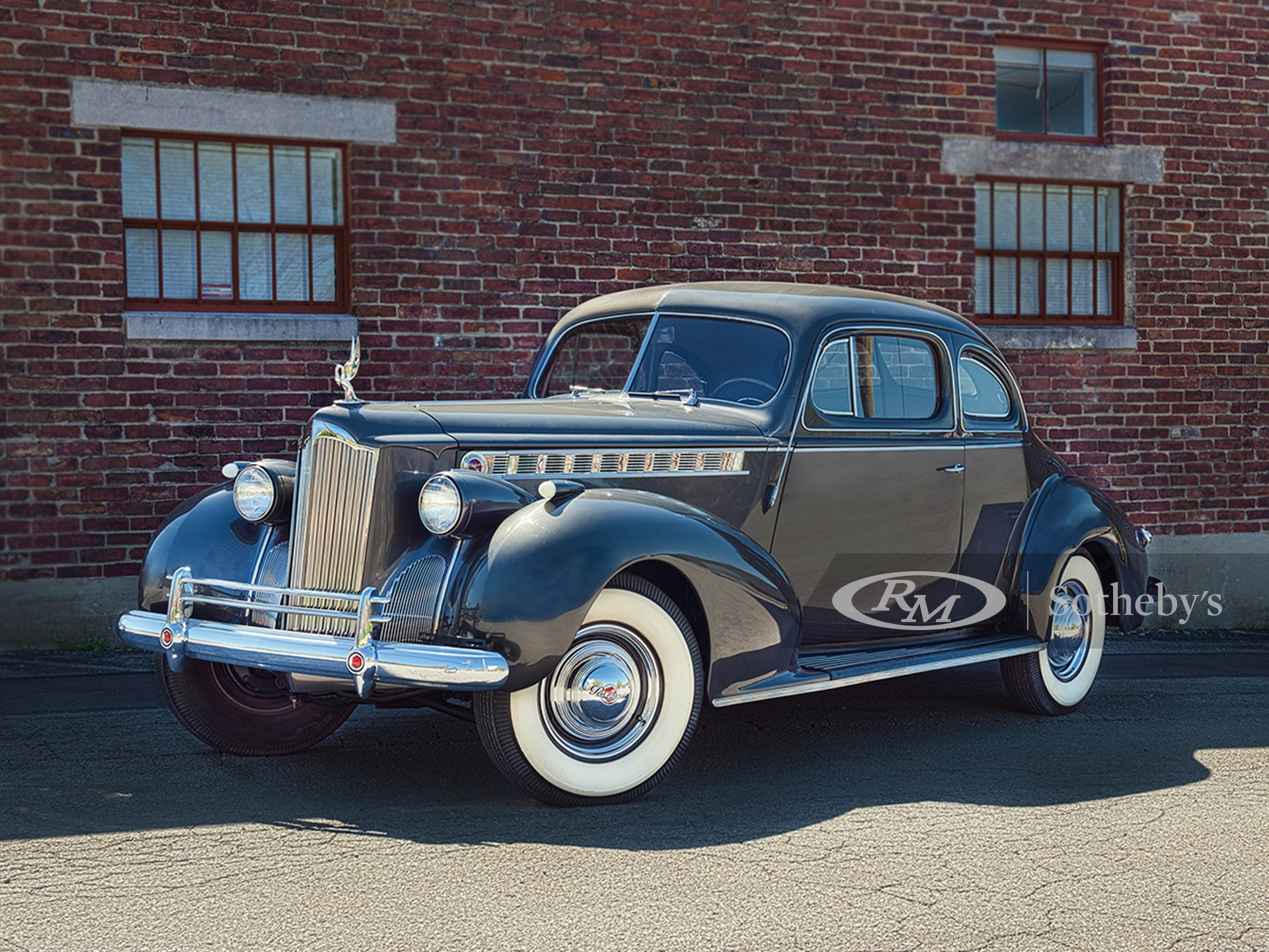 1940 Packard Super Eight One Sixty Coupe