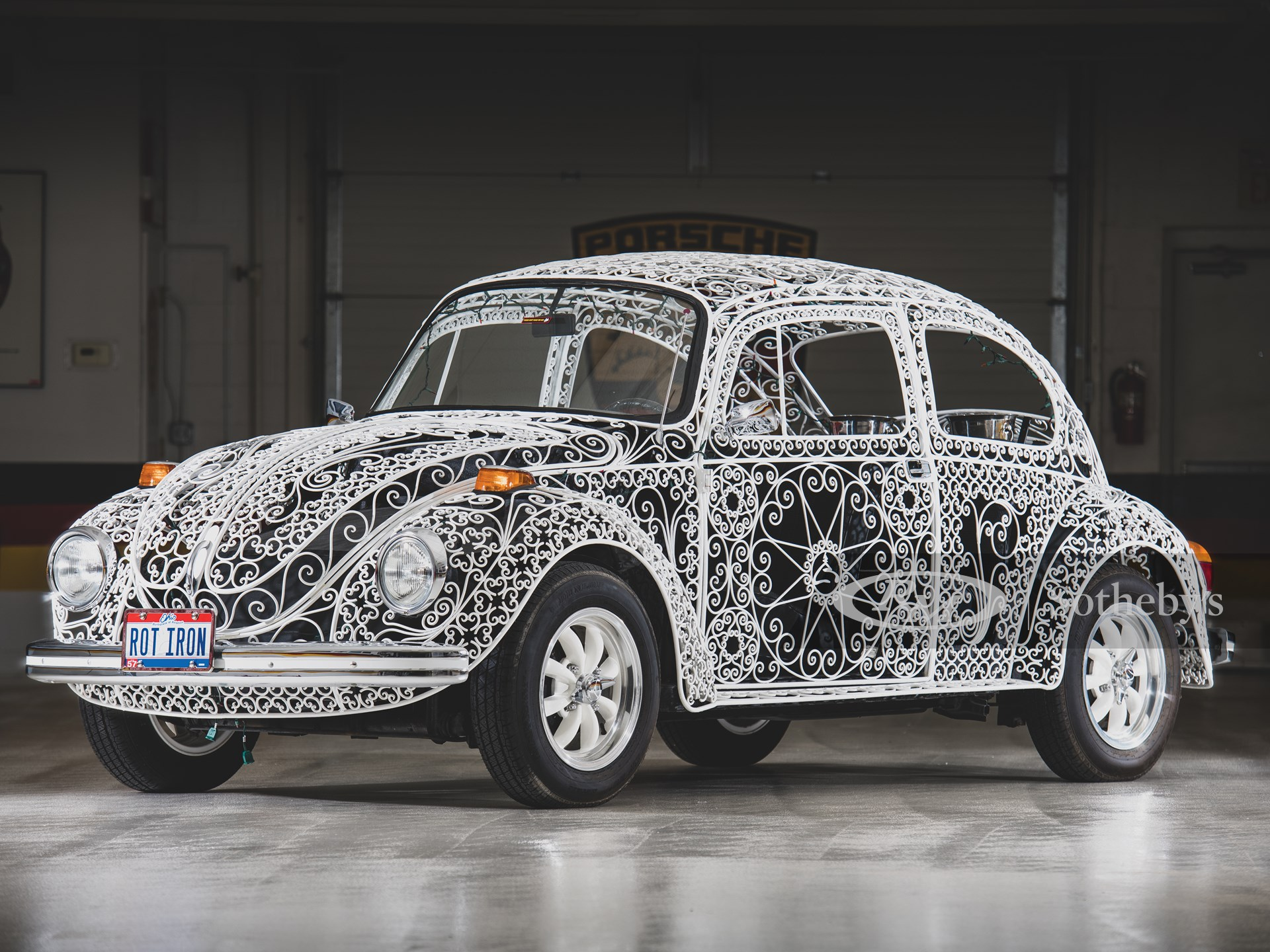 1970 Volkswagen Beetle Casa Linda Lace By Rafael Esparza Prieto The Taj Ma Garaj Collection Rm Sotheby S