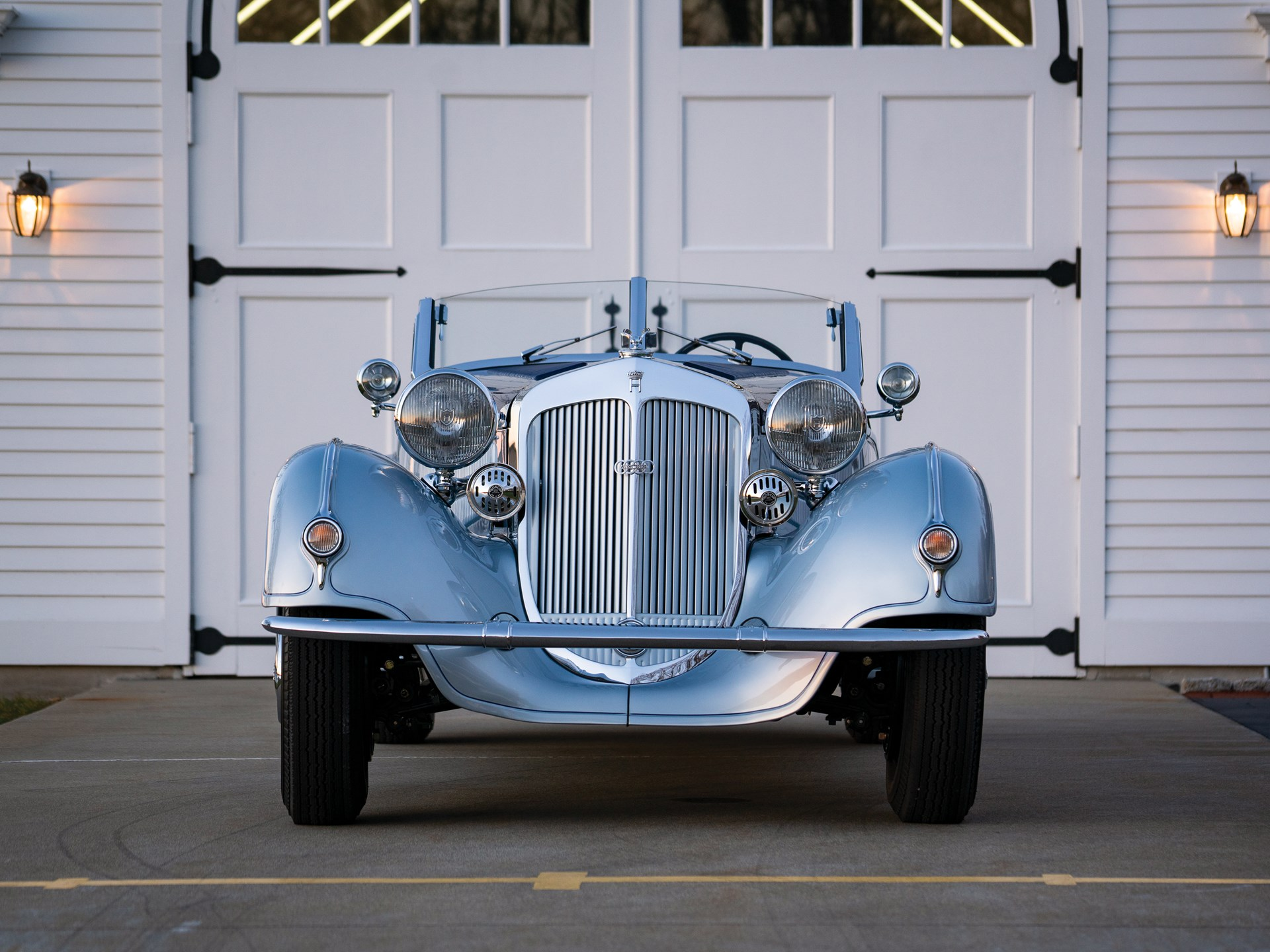 1936 Horch 853 Special Roadster Recreation