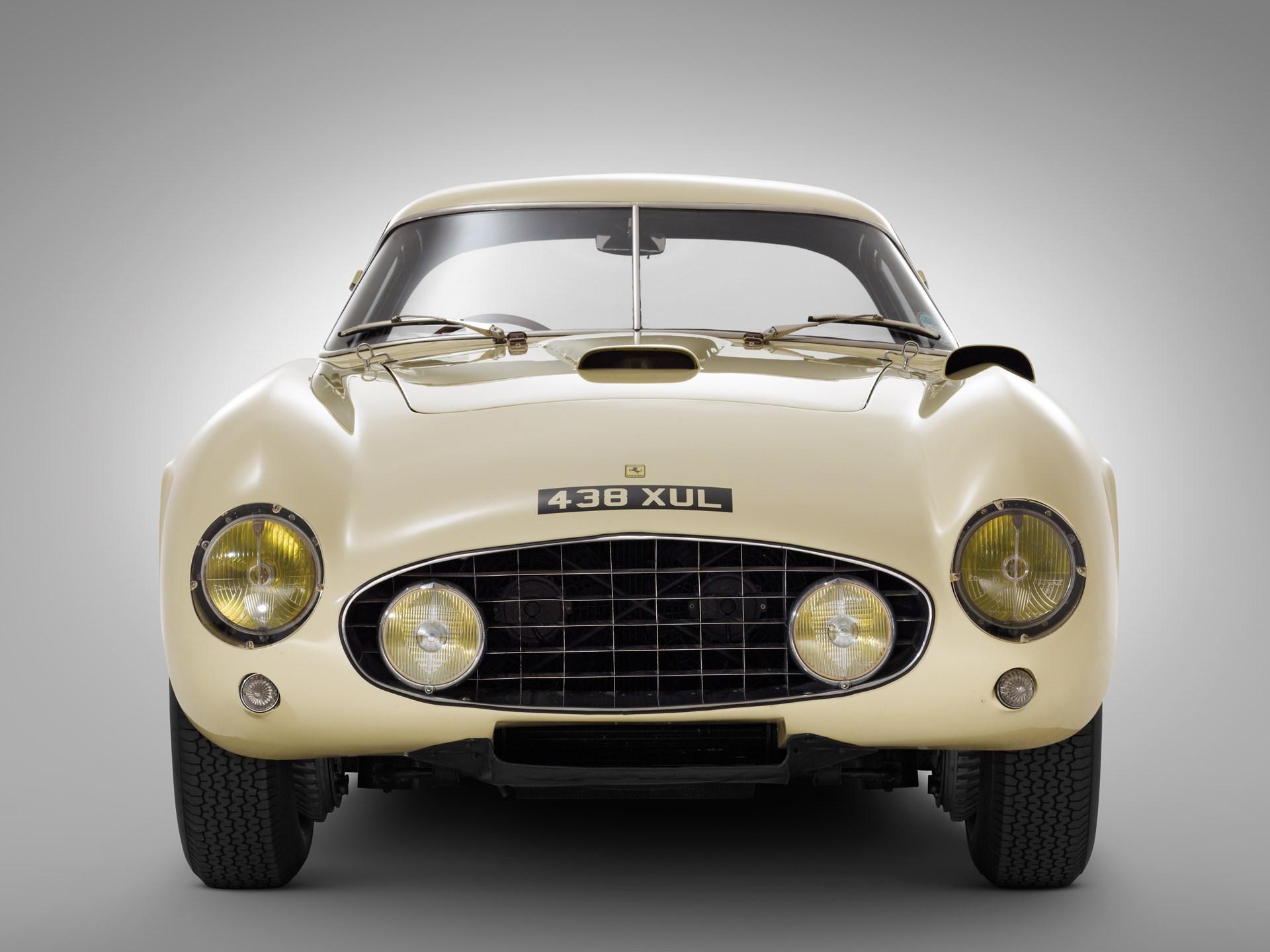 1955 Ferrari 410 S Berlinetta by Carrozzeria Scaglietti