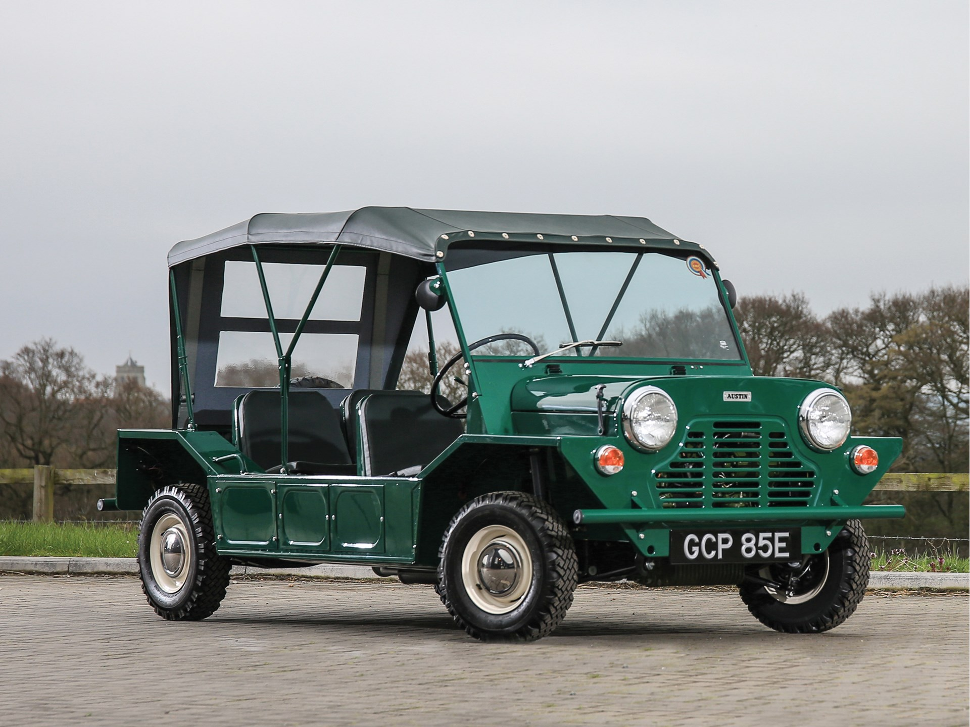 rm sotheby 39 s 1967 austin mini moke monaco 2018. Black Bedroom Furniture Sets. Home Design Ideas