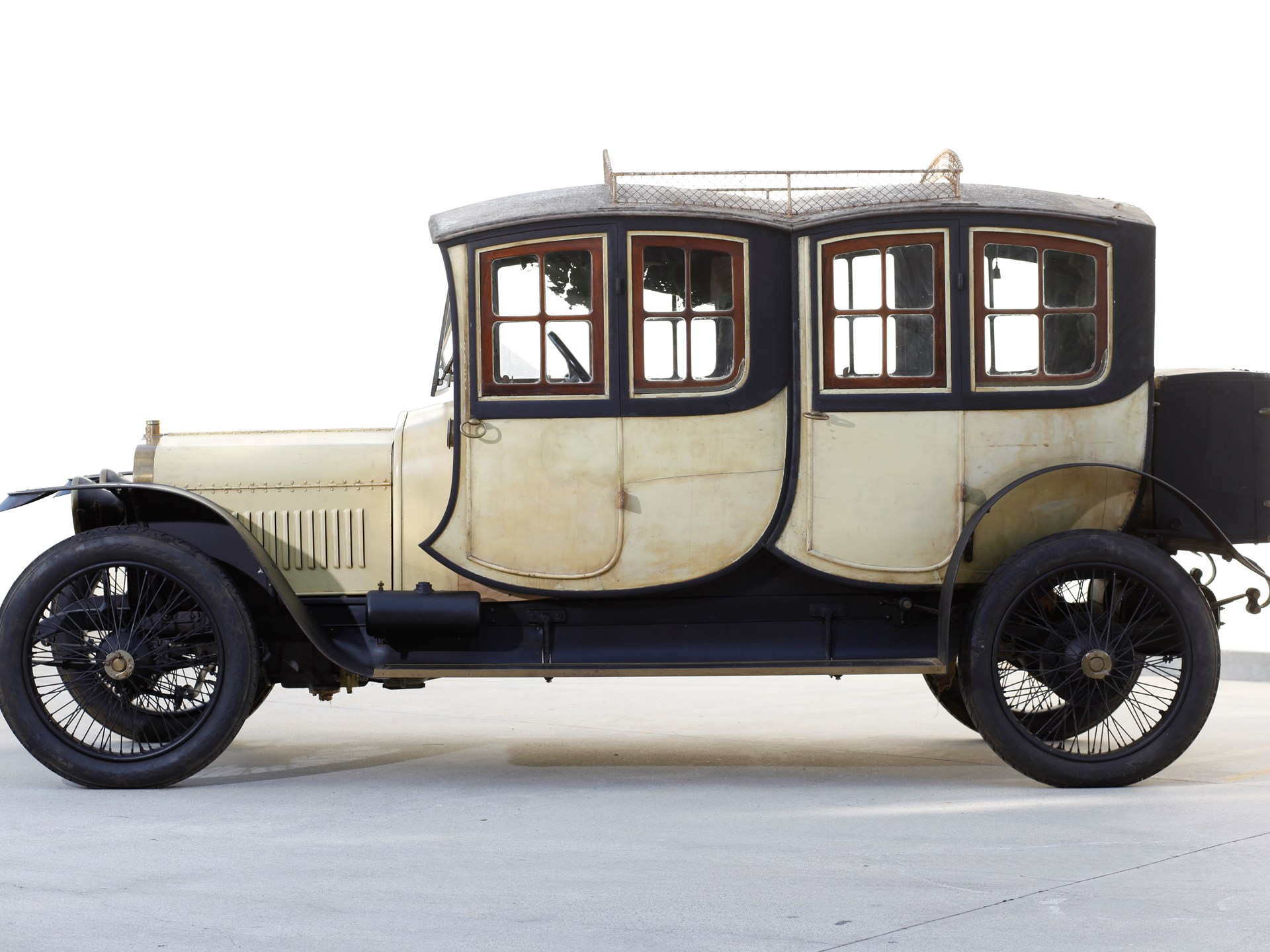 "1911 Hispano-Suiza ""King Alfonso XIII"" Double Berline by Carrosserie Alin & Liautard"