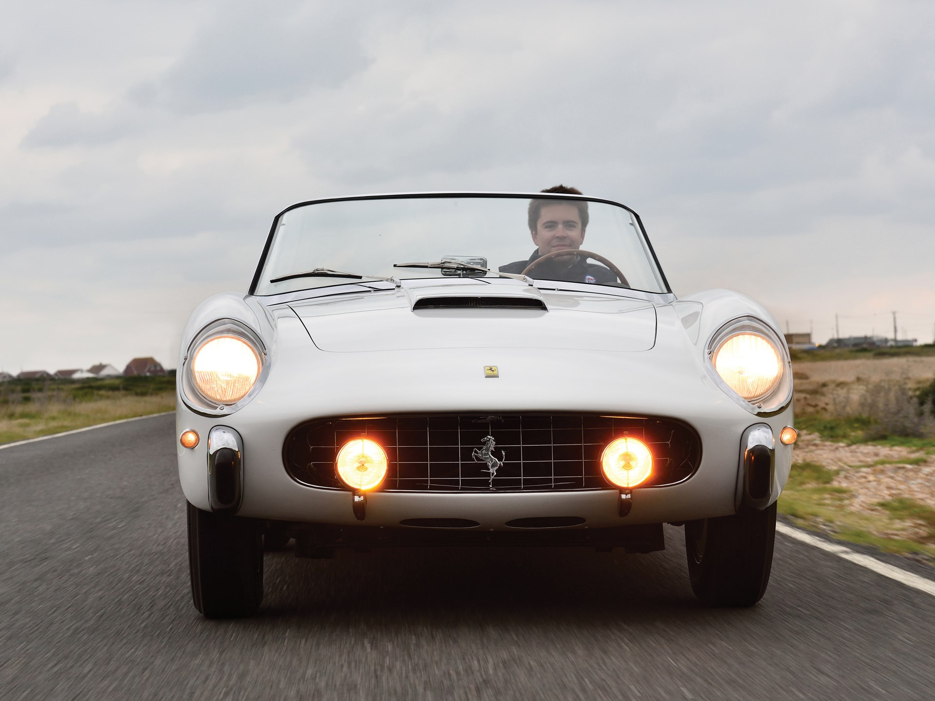 RM Sotheby's - 1958 Ferrari 250 GT Cabriolet Series I by
