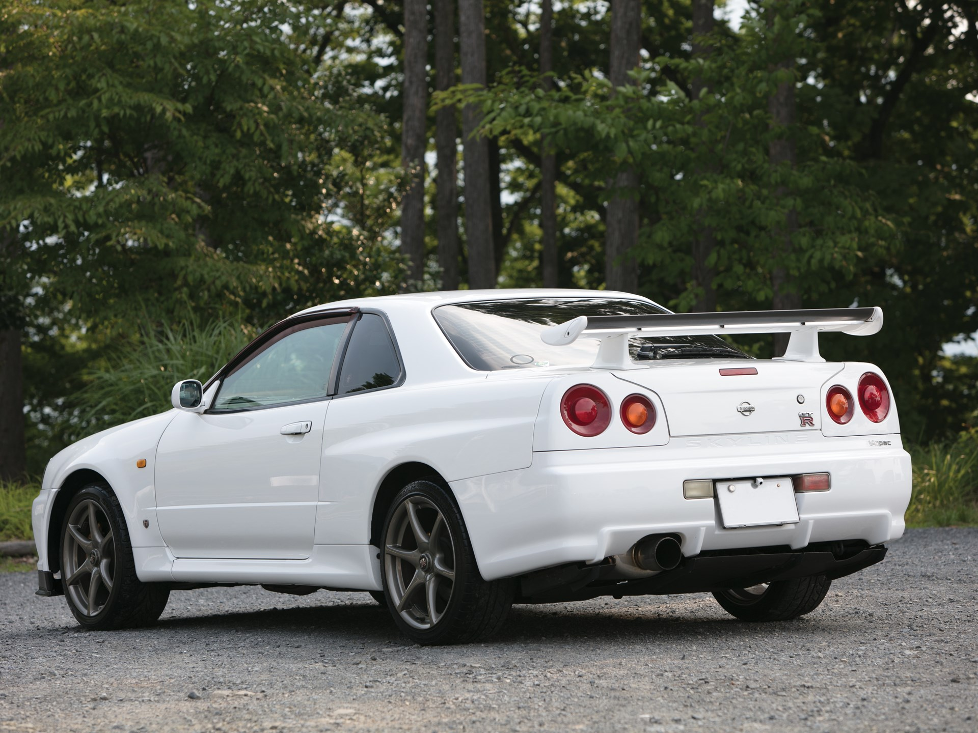 1999 Nissan Skyline GT R V Spec