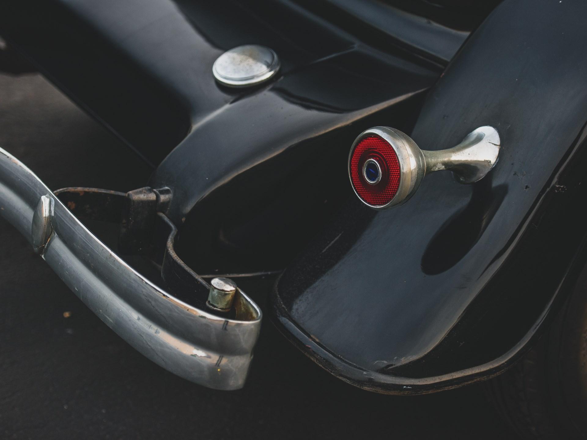 1934 Lincoln Model KA Four-Door Sedan