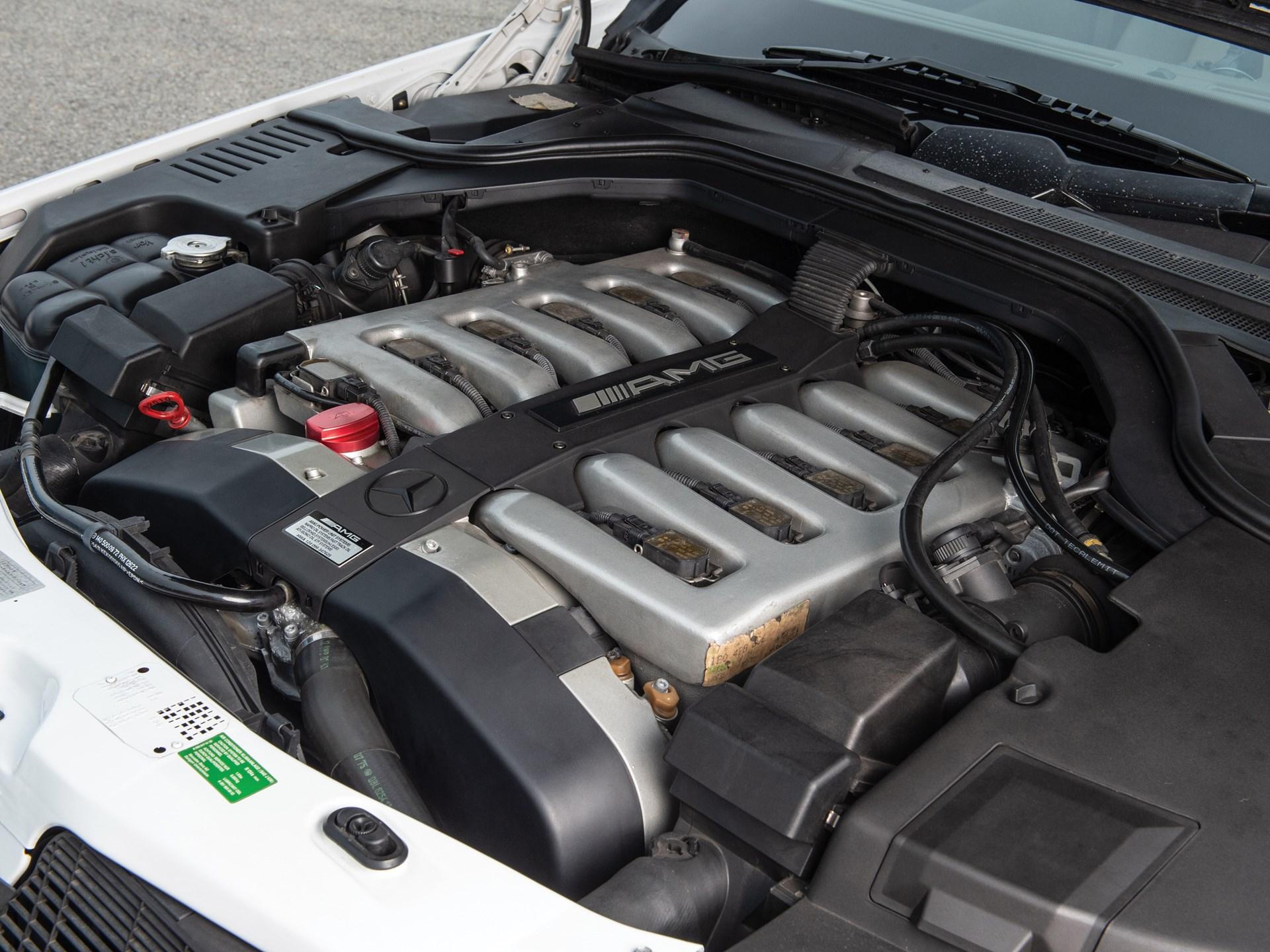 1996 mercedes s600 v12 coupe