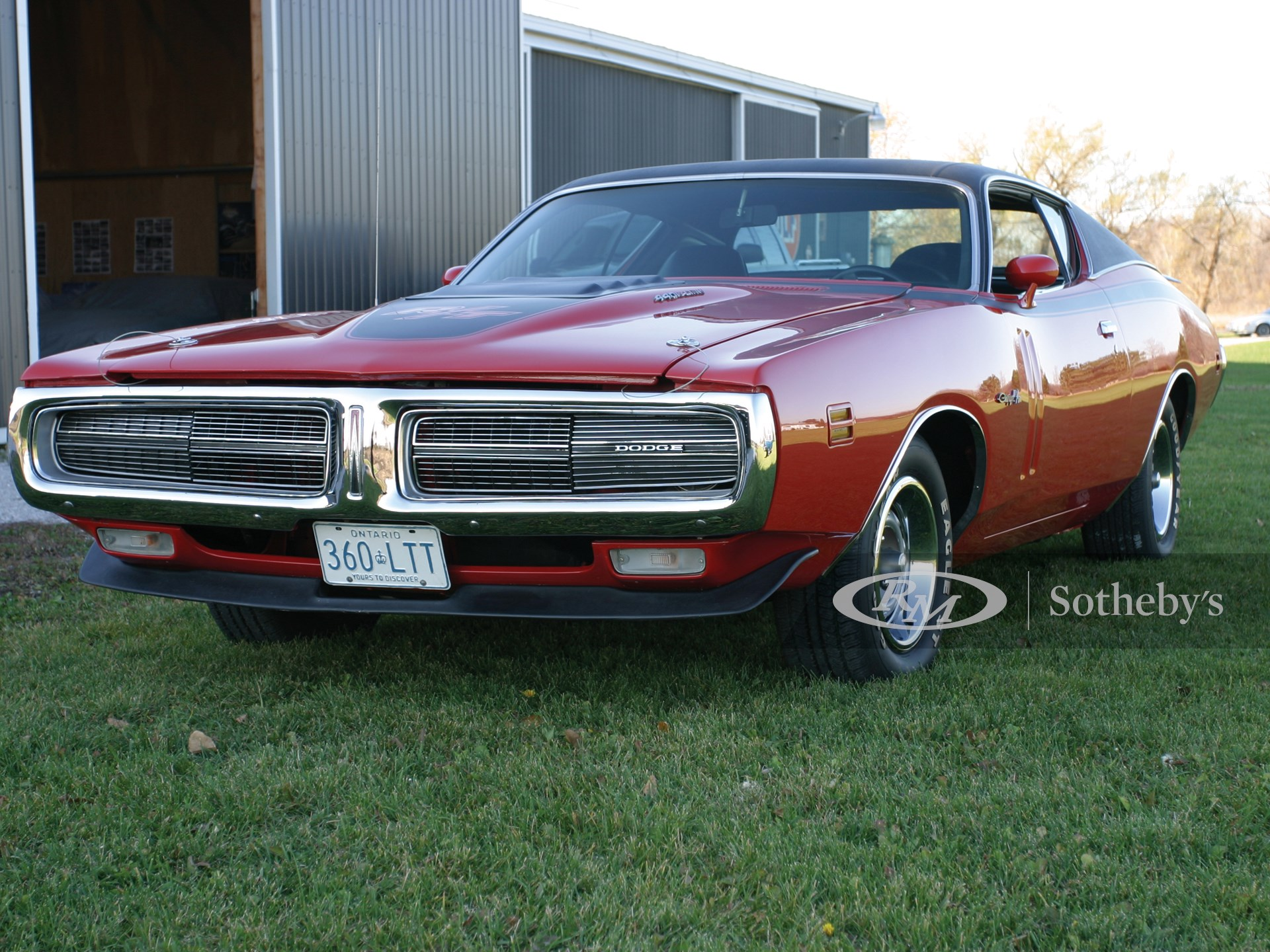 1971 Dodge Charger RT 440 2D  -