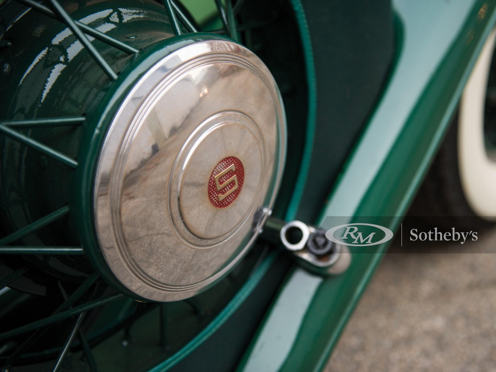 1931 Studebaker President Eight Four Seasons Roadster  -