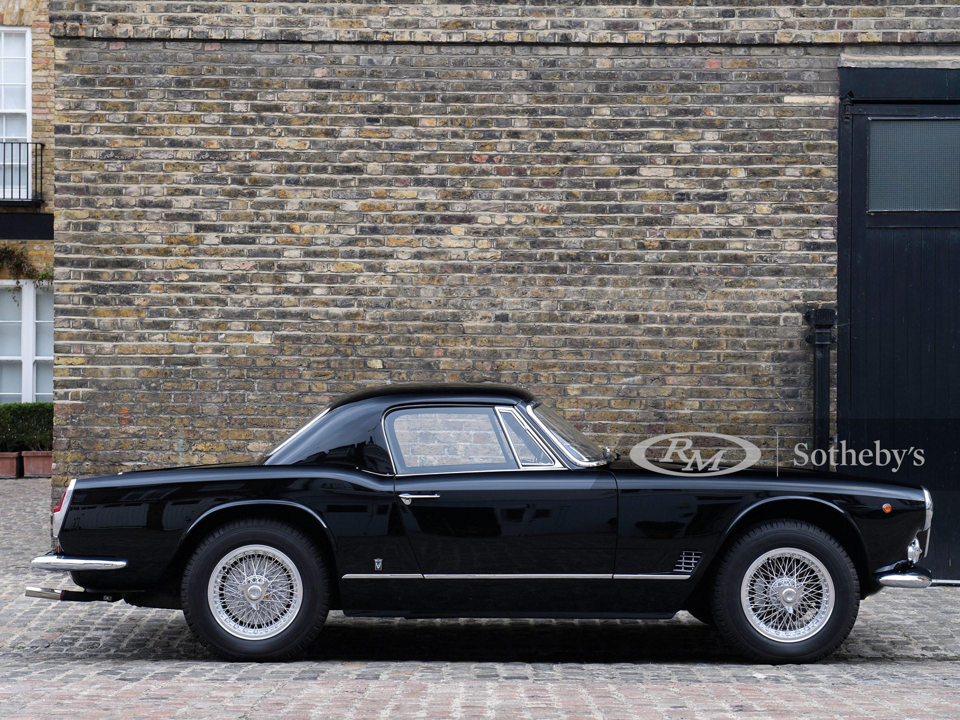 1961 Maserati 3500 GT Spider by Vignale -