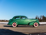 1938 Oldsmobile Eight Two-Door Travel Sedan  - $1938 Oldsmobile | Photo: Teddy Pieper | @vconceptsllc