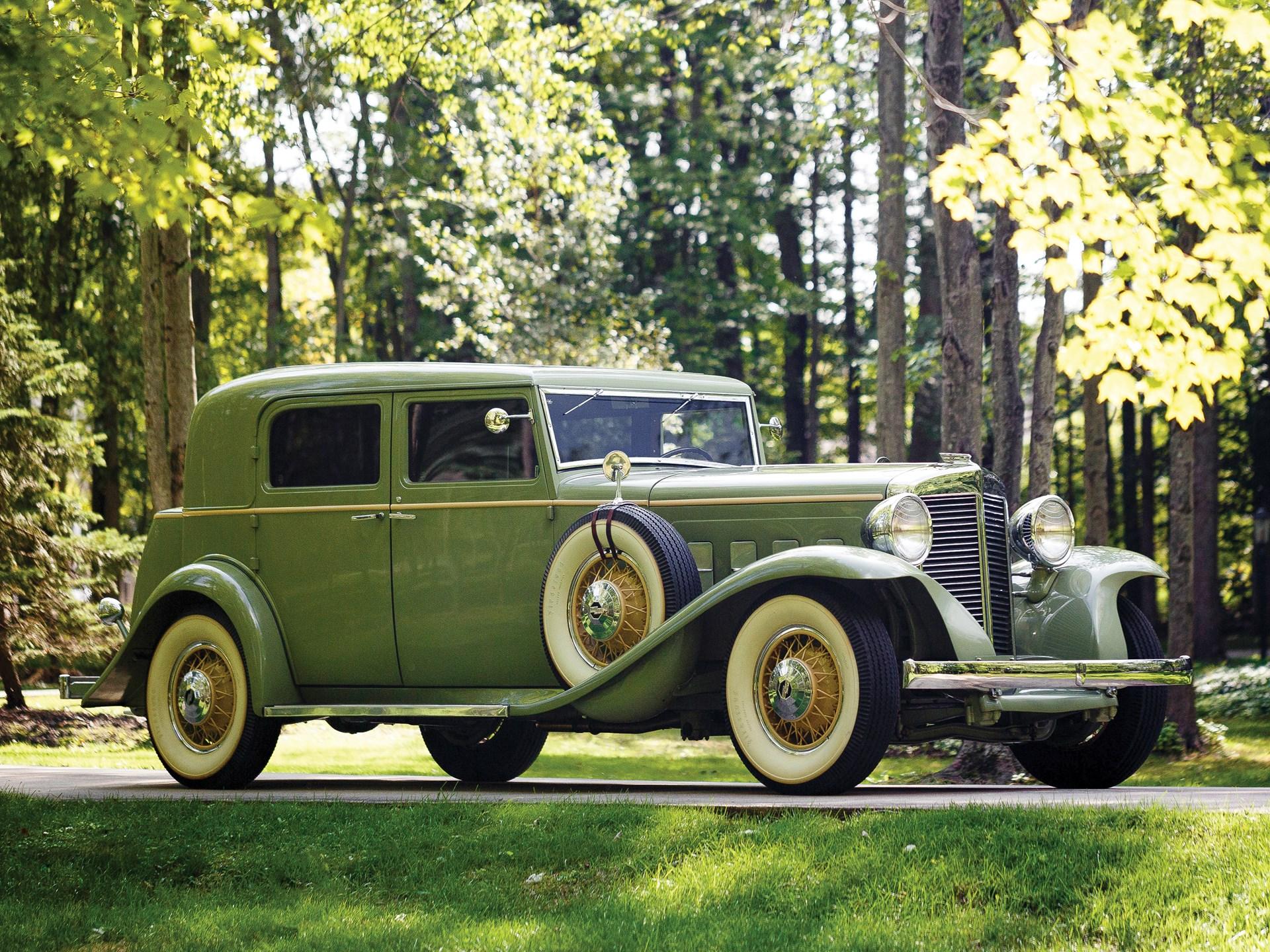 Image result for rm hershey 1932 Marmon Sixteen Le Baron Close Coupled Sedan