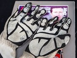 Matt Neal Race Worn and Signed Gloves - $