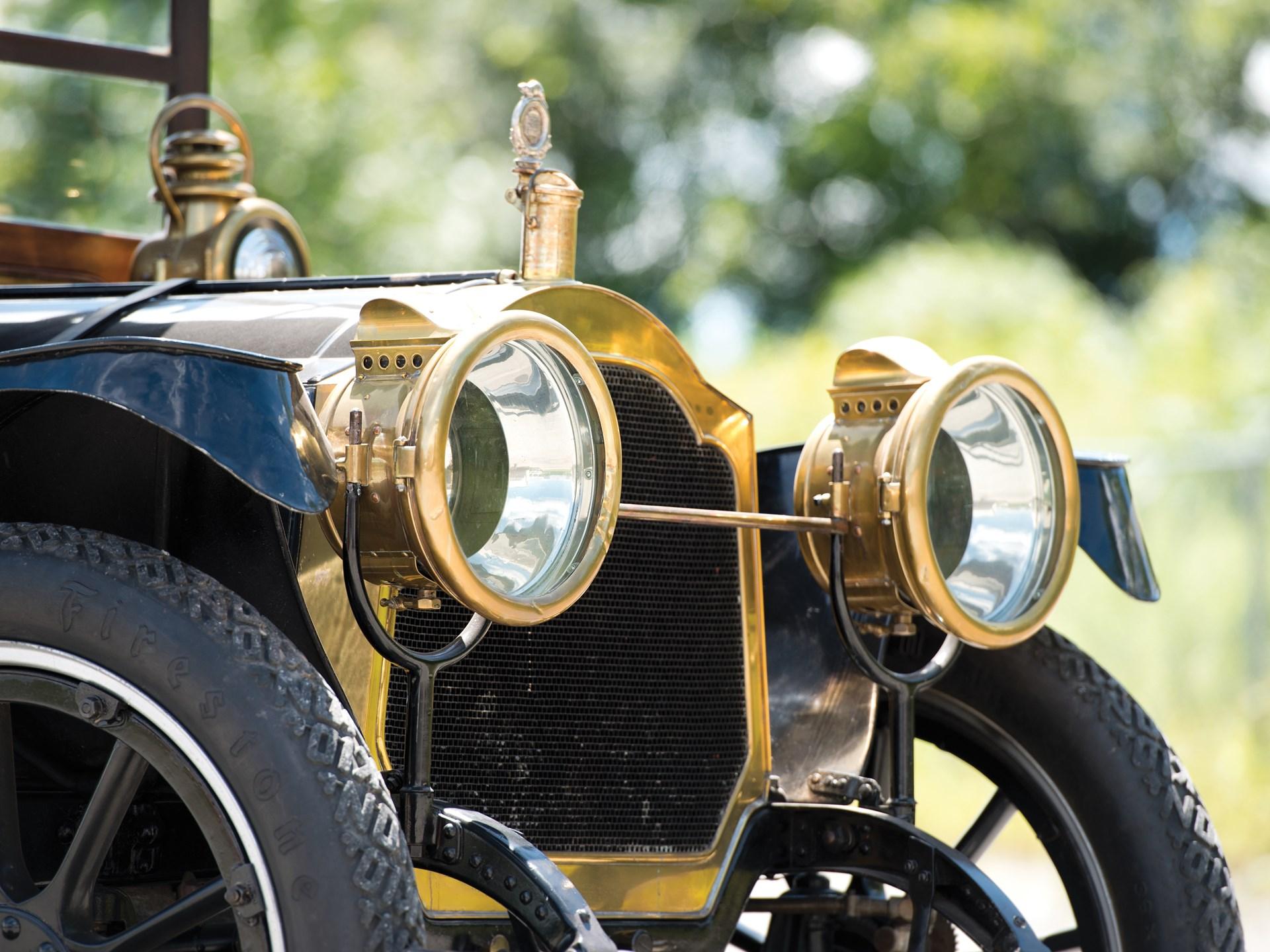 1911 Packard Model UEFR '30' Limousine