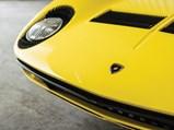 1968 Lamborghini Miura P400 by Bertone - $