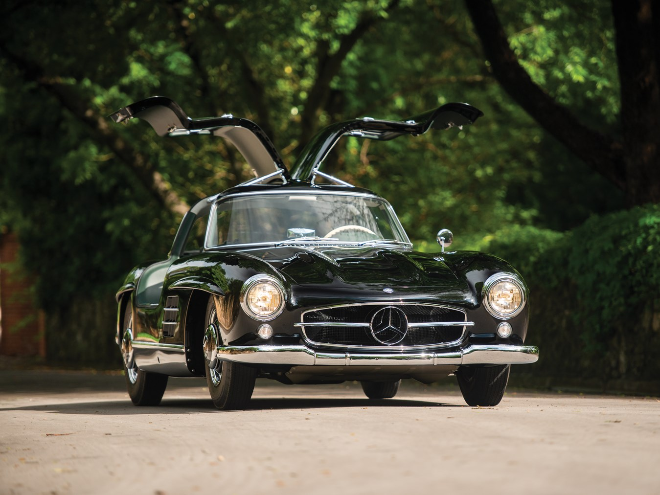 1954 Mercedes-Benz 300 SL Gullwing