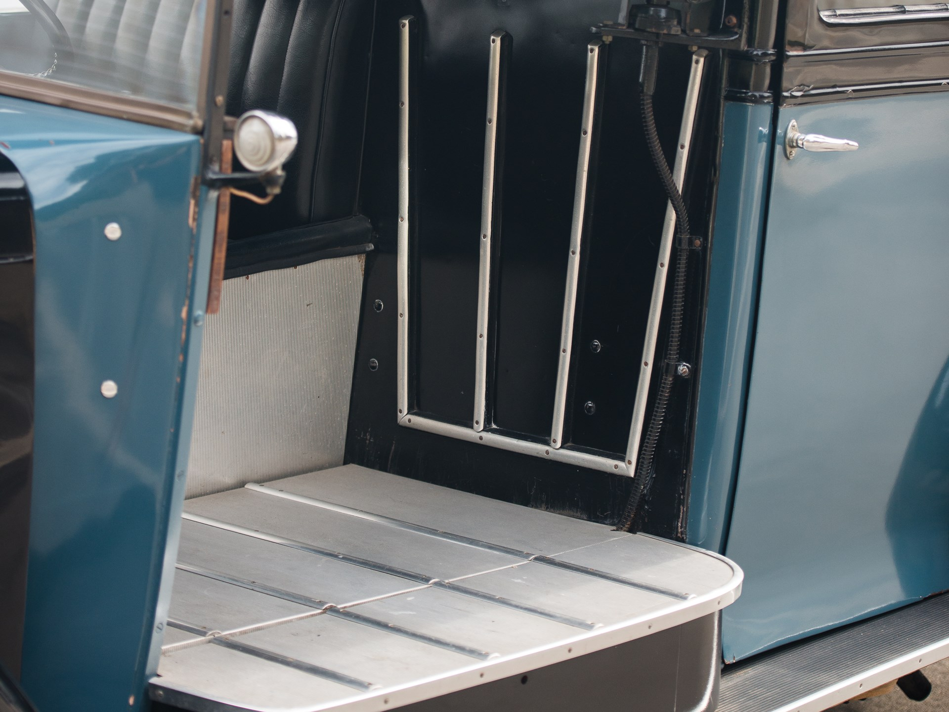 1936 Austin Heavy 12-4 Low-Loading Taxi by Strachan