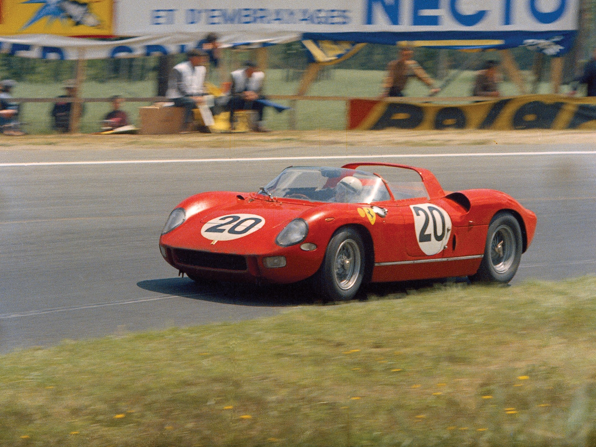 24 Hours of Le Mans, #20, Jean Guichet/Nino Varccarella, 1st Overall.