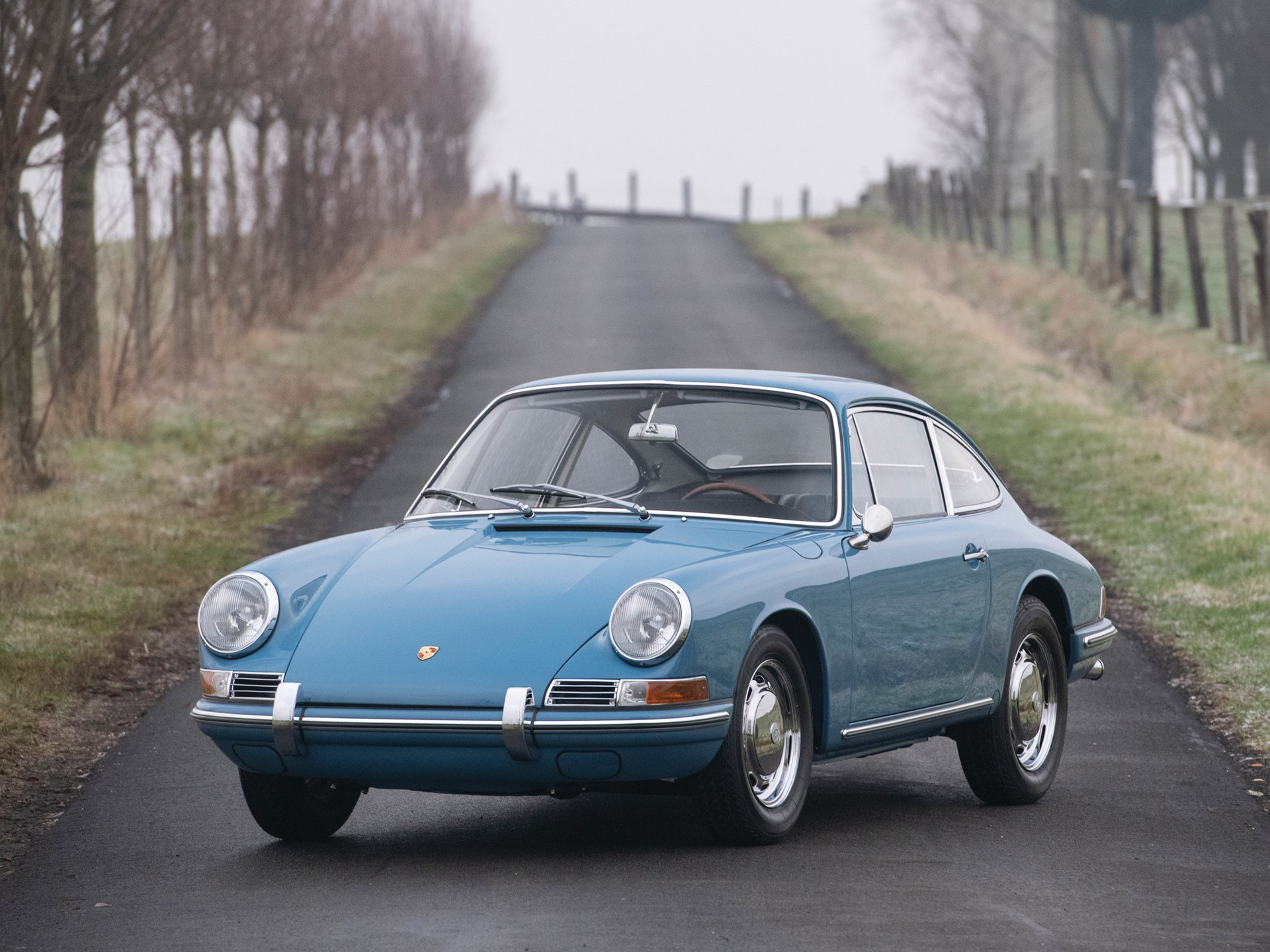 Rm Sothebys 1964 Porsche 911 By Reutter Paris 2019