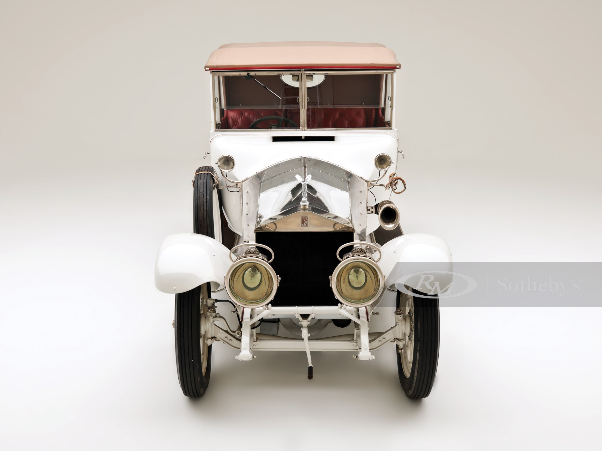 1911 Rolls-Royce 40/50 HP Silver Ghost Drophead Coupe by Barker -