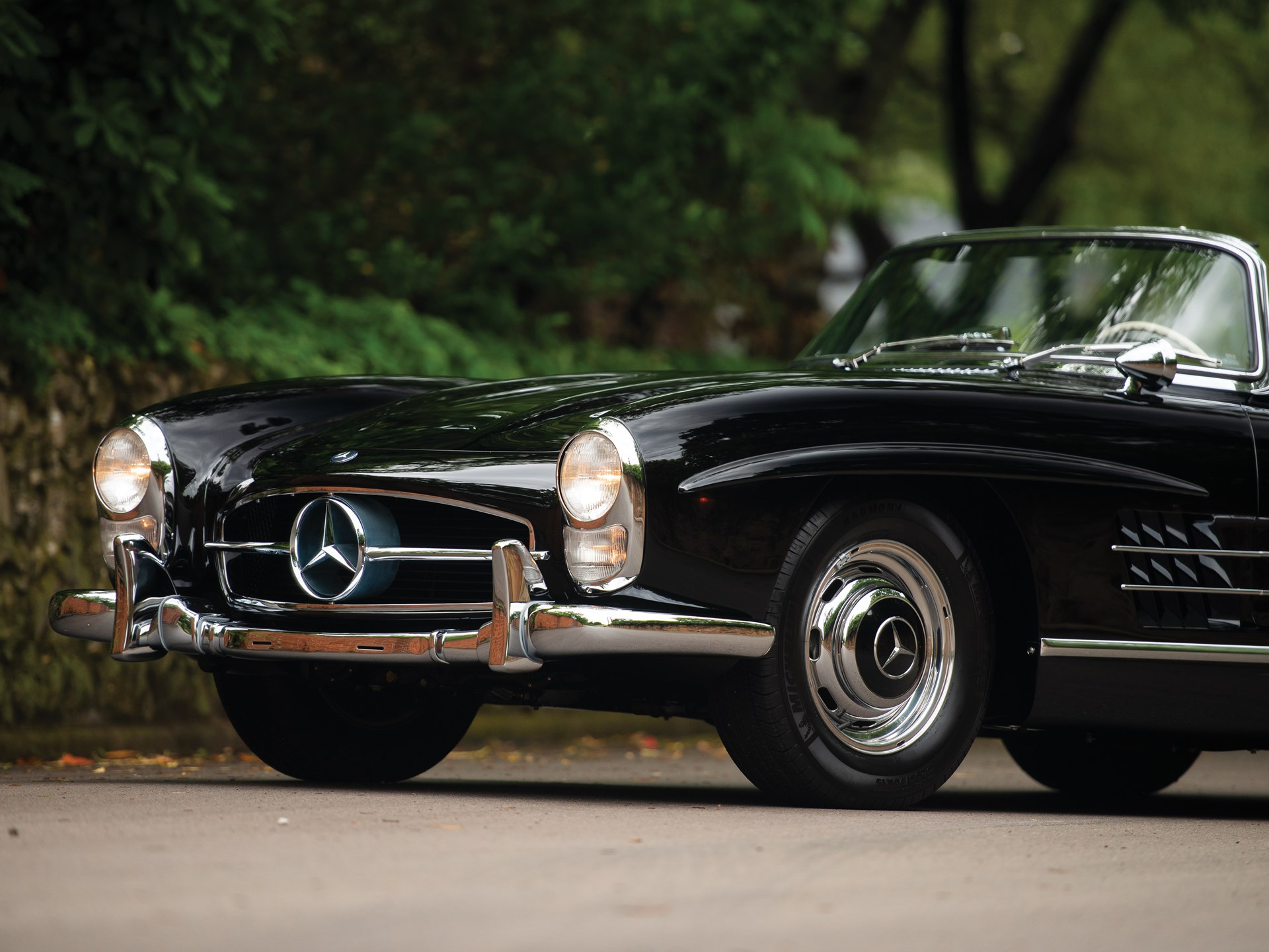 rm sotheby 39 s 1963 mercedes benz 300 sl roadster. Black Bedroom Furniture Sets. Home Design Ideas