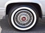 1991 Cadillac Brougham  - $
