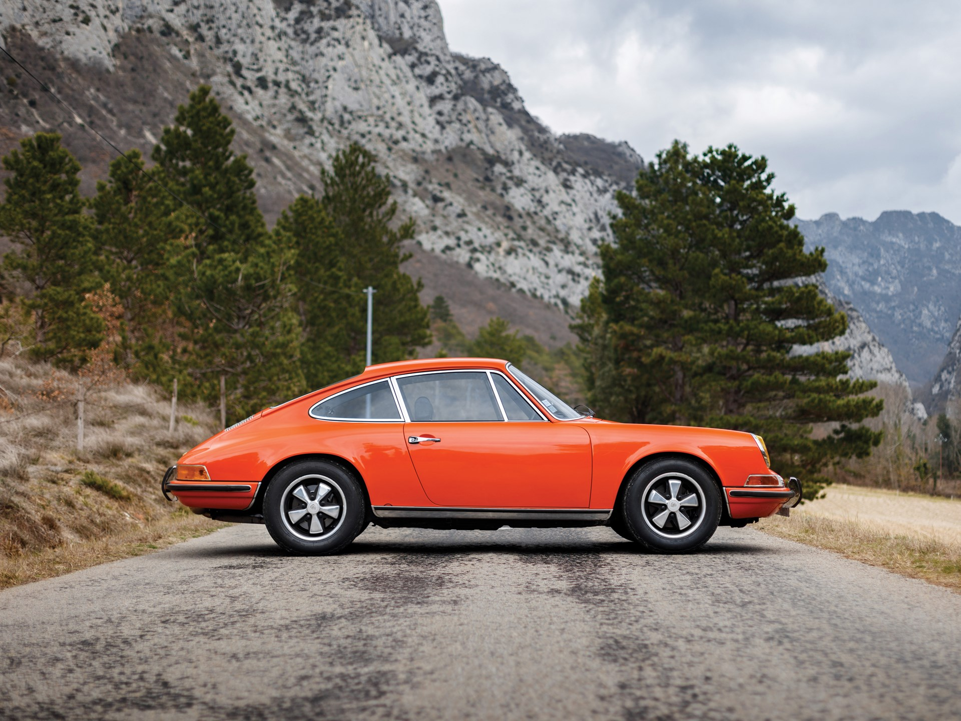 1969 Porsche 911 S 2.0