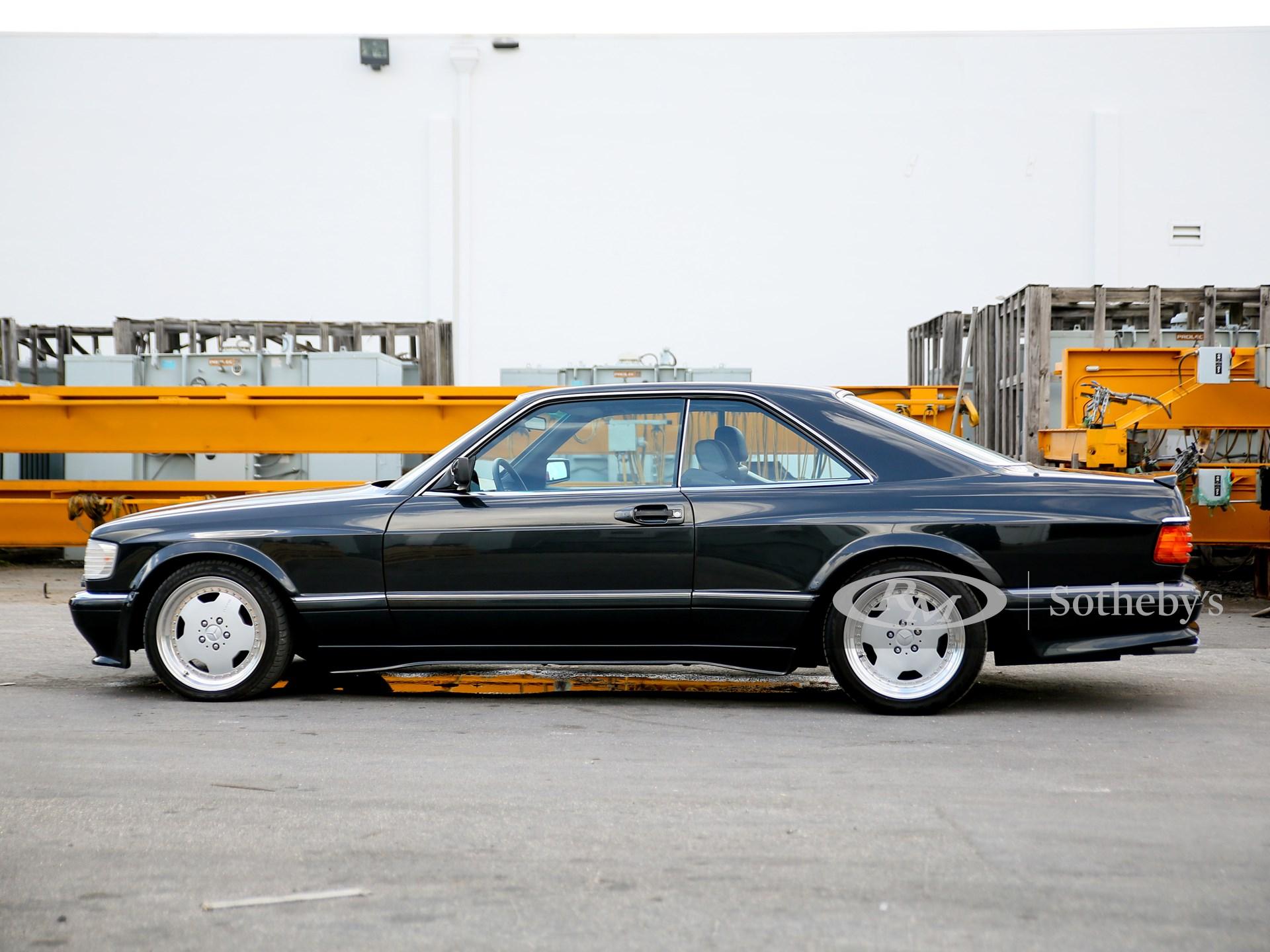 1990 Mercedes-Benz 560 SEC AMG 6.0 'Wide-Body'  -