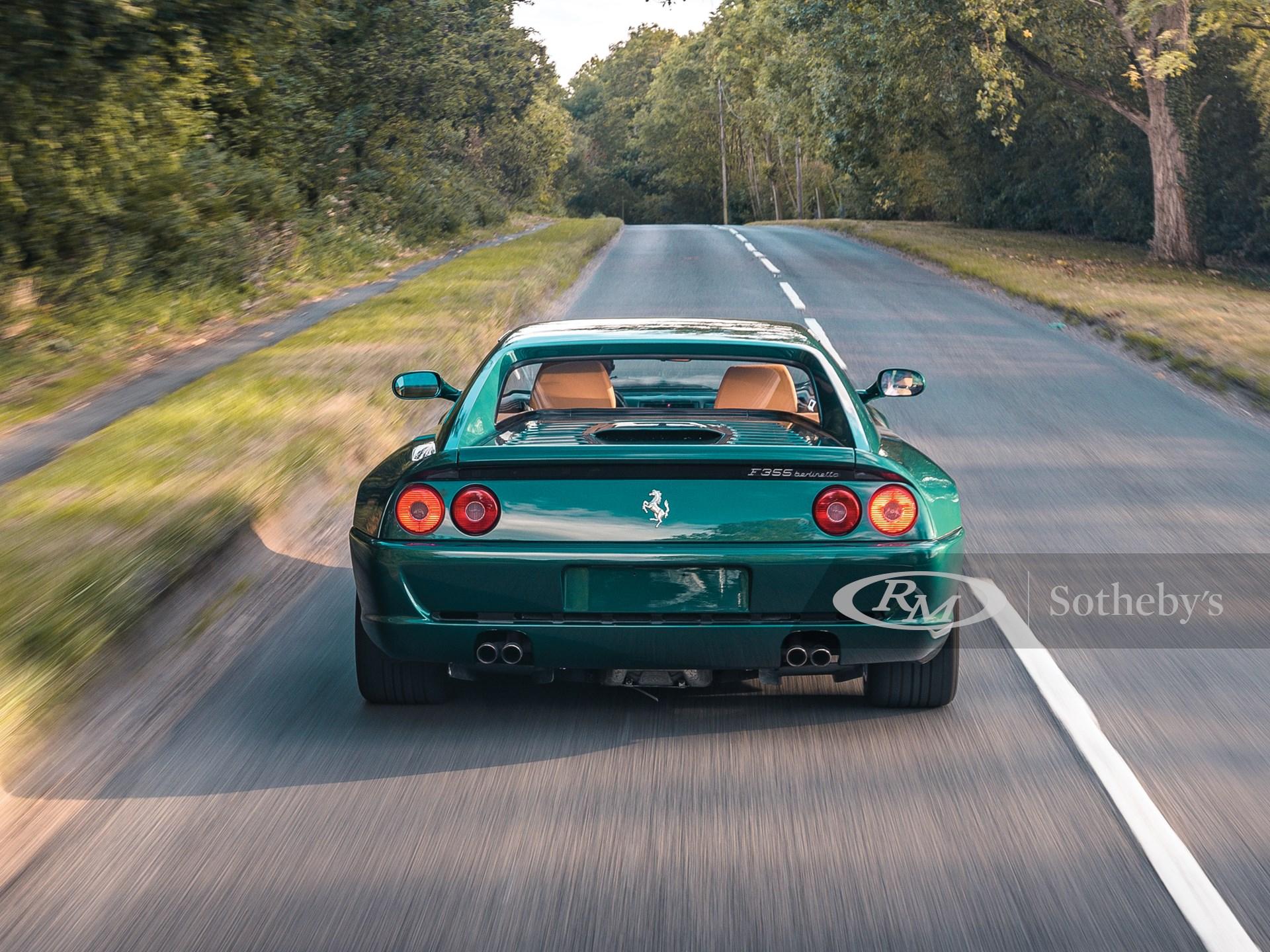 1997 Ferrari F355 Berlinetta  -