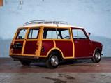 1969 Innocenti Mini T Mk I  - $
