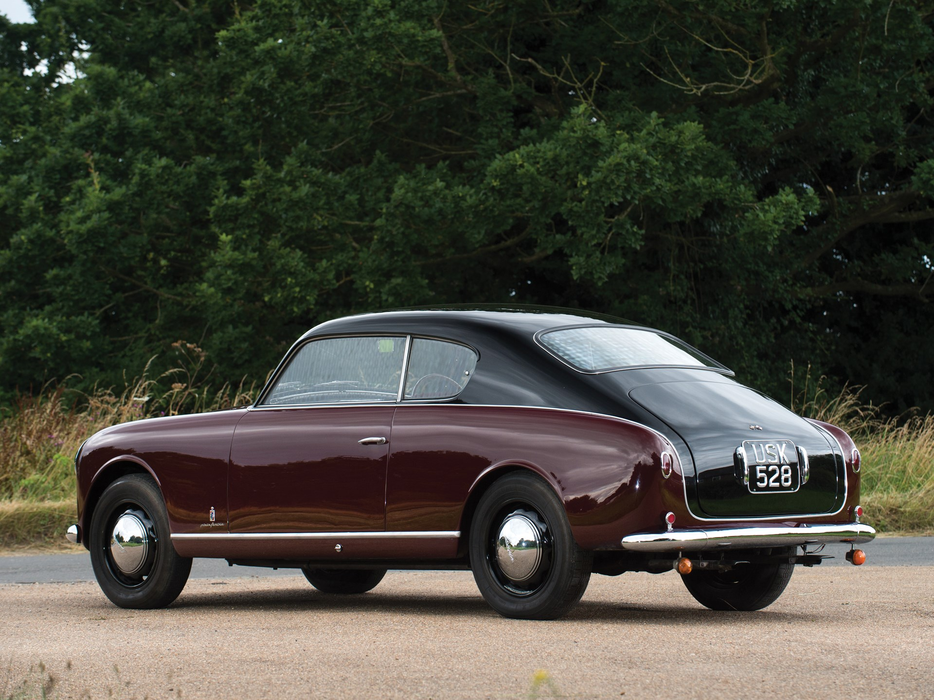 RM Sotheby\'s - 1951 Lancia Aurelia B20 GT Series I Speciale by Pinin ...