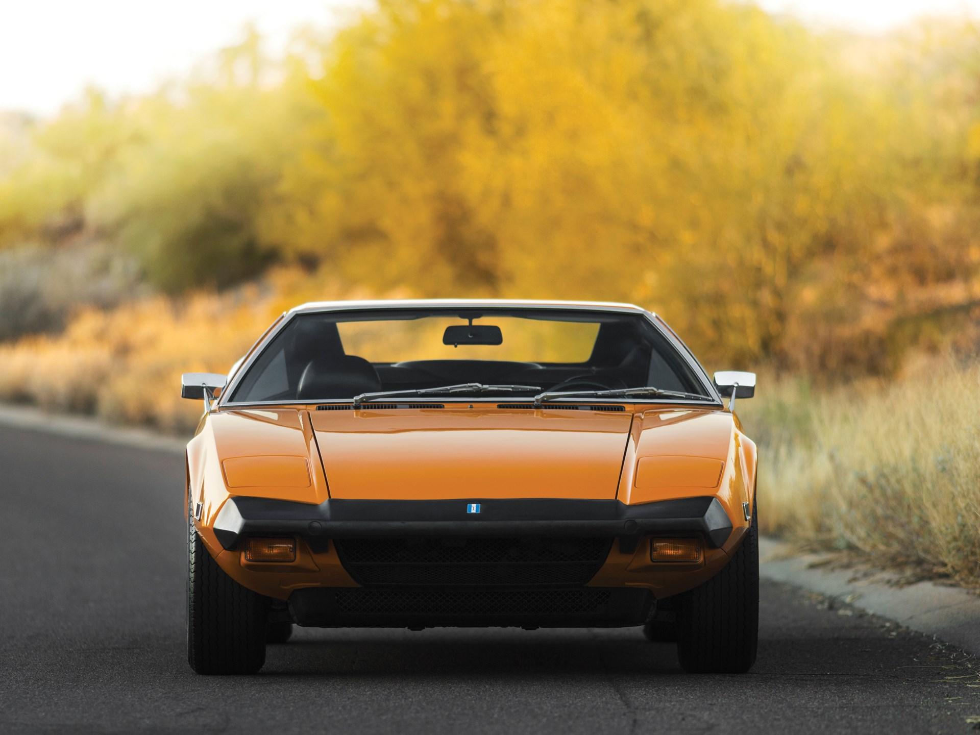 1973 De Tomaso Pantera L by Ghia